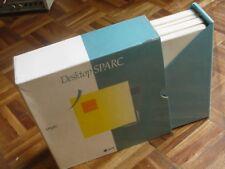 SUN Desktop SPARC set, including Book Case