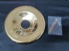 Wolverine Brass Polished Brass Shower Trim Plate