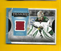 D5382 DARCY KUEMPER 2015/16 ARTIFACTS TREASURED SWATCHES WILD JERSEY
