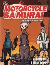 THE MOTORCYCLE SAMURAI VOL 1 TPB (TOP SHELF PRODUCTIONS)