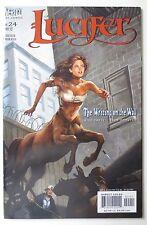 Lucifer #24 (May 2002, DC) (C4564) Vertigo Fox TV Show