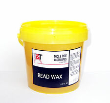 Premium Tyre Bead Wax/Lube 1kg Tub - Made In Italy