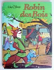 UN LIVRE D'HISTOIRE POUR ENFANTS DE 1974, ROBIN DES BOIS