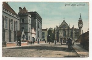 Ireland , Co.Limerick, Limerick, Baker Place.