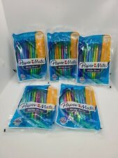 Papermate Mechanical Pencils Lot Of 5 New Packs 50 Total Pencils Assorted A5