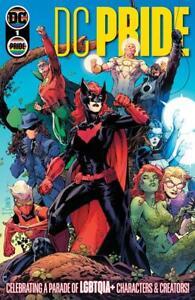 DC Pride (One Shot) #1 | Select A B Covers | NM 2021 DC Comics