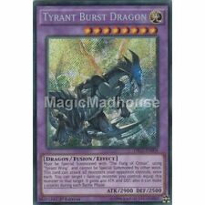 YU-GI-OH! DRAGONS OF LEGEND 2 * DRL2-EN004 Tyrant Burst Dragon