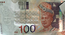 Ali Side Rm100 banknote Prefix AH 17789xx (U choose 1pc number)100% Gem Unc!
