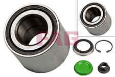 VAUXHALL CORSA C 1.2 Wheel Bearing Kit Rear 00 to 06 FAG 1604007 09196286 New