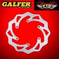 Galfer Rear Solid Wave Rotor For 2006-2017 KTM 300 XC DF607W