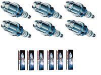 Spark Plugs x 6 Bosch Super 4 Fits BMW 3 5 7 8 Series Z3 E36 E46 E34 E39 E32 E38