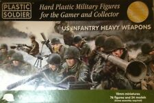 Soldatini in 15mm - US INFANTRY HEAVY WEAPONS - PLASTIC SOLDIERS WW2015007