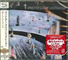 VAN DER GRAAF GENERATOR-PAWN HEARTS-JAPAN  SHM-CD BONUS TRACK D50