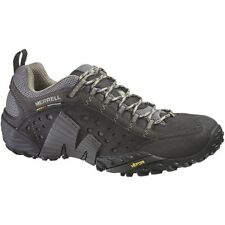 Merrell SCHUHE Intercept J73703 Smooth Black schwarz Gr. 42