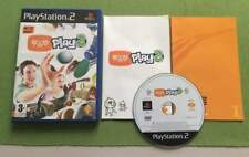 EYE TOY PLAY 2 per PS2 - PLAYSTATION 2 -  Vers PAL UK - COME NUOVO