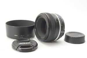 Nikon Nikkor AF-S 50mm F/1.8 G DF Special Edition Lens - With Hood and Lens Caps