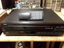 YAMAHA CDC-565 === High End 5 Disc CD Changer/Player with Remote Control *