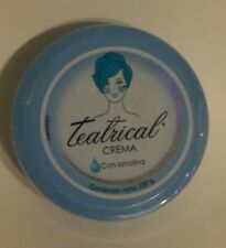 TEATRICAL Crema con Lanolina/ Cream with Lanolin 200 GR