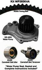 Engine Timing Belt Kit with Water Pump-VIN: X Dayco WP265K4A