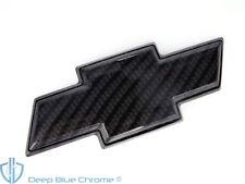 Chevy Cobalt SS Carbon Fiber Rear Emblem 2005-2010 Badge OEM GM Trunk Lid Logo