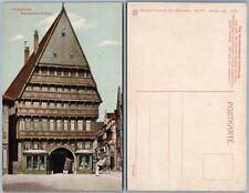 HILDESHEIM KNOCHENHAUER-AMTSHAUS GERMANY ANTIQUE POSTCARD