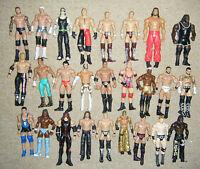 WWE WRESTLING MATTEL ACTION FIGURINE FIGURE BASIC ELITE SERIES WWF TNA WWF TNA