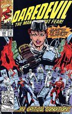 Daredevil #306 Near Mint (Vol 1 1963) Spider Man App