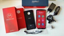 Motorola Moto Z3 Play - 64 Go - Deep Indigo (Désimlocké) (Kit avec Moto Mods).