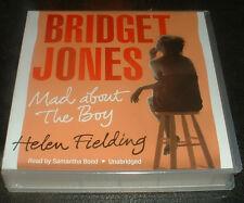 BRIDGET JONES;;MAD ABOUT THE BOY;;10 CD,S AUDIO BOOK  BRAND  NEW SEALED
