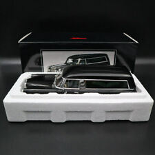 SCHUCO 1:18 Mercedes-Benz 600 HEARSE  FUNERAL CAR 1965 CARRO FUNEBRE black Model