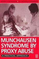 Munchausen Syndrome by Proxy Abuse: A Practical Approach-ExLibrary