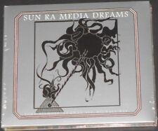 SUN RA QUARTET media dreams UK 2-CD new sealed REMASTERED live milan italy 1978