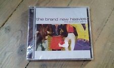 CD THE BRAND NEW HEAVIES - THE ACID JAZZ YEARS / neuf & scellé