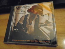 SEALED RARE PROMO Tim McGraw DVD Live in Concert REAL GOOD MAN The Ride country