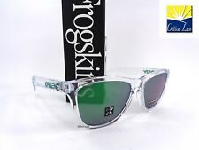 OAKLEY FROGSKINS 9013 D655 PRIZM JADE IRIDIUM D6 Sports Sunglasses Sole