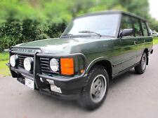 1990 Land Rover Range Rover County SE
