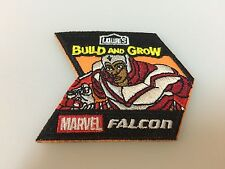 Lowes Build and Grow - 2016 Avengers Falcon Patch NEW
