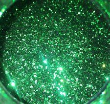 1lb Blakes Metal Flake .015 Lime Green bright Hot Rod Custom Automotive