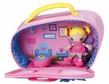 "Adora TravelTime Fairy Play Set Padded RV Trailer Camper with Plush 5.5"" Fair..."