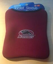 Brand New Siu Southern Illinois Salukis iPad Tablet Sleeve Fast, Free Shipping!