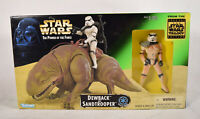 Star Wars POTF Power Of The Force Dewback Sandtrooper Figure 1997 New