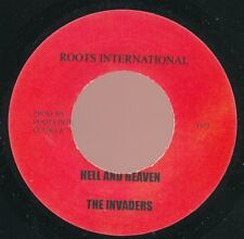 ** INVADERS  HELL AND HEAVEN + TRINTY DJ NEXT CUT TOTAL KILLER ROOTS SELECTION!!