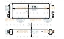 RADIATORE OLIO MERCEDES BENZ MB CLASSE S (W140) BHER