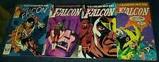 THE FALCON 1-4 comics lot run set complete mini series collection avengers movie