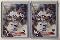 Corey Seager 2015 Topps RC Lot Opening Day Rookie LA Dodgers World Series MVP