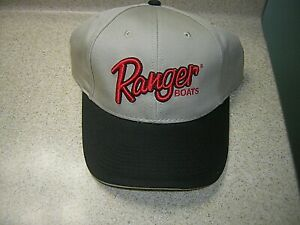 NEW Ranger Boats  Cap Fishing Stitching Adjustable Strap by The Game