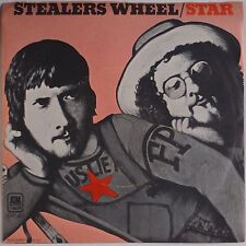 STEALERS WHEEL: Star / What More Could You Want A&M USA ORIG 45 w/ PS