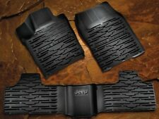 2016-2017 Jeep Grand Cherokee Mopar All Weather Floor Mats 82214879