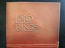 A5 Handmade Leather Journal Diary Sketchbook - Tolkien's LORD of the RINGS