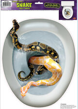 Halloween Party Snake Toilet Seat Grabber